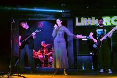 Группа «Время Жатвы» в Little Rock
